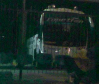 Colombia Copetrans bus