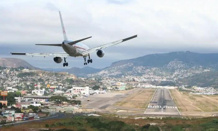 Toncantin Airport, Honduras