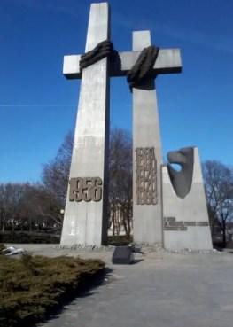 poland 1956 memorial poznan