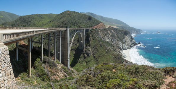 pacific coast bridge