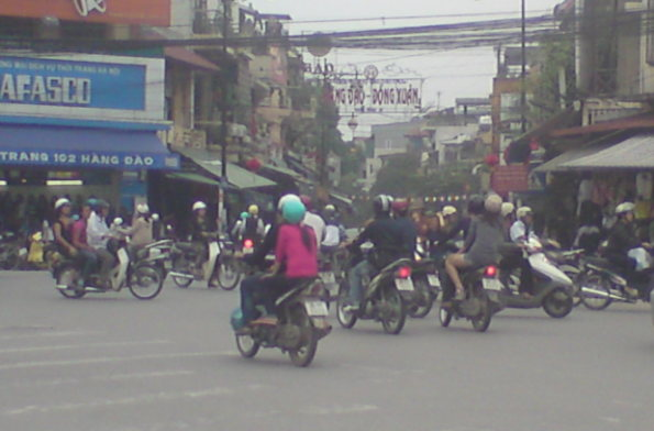 hanoi junction