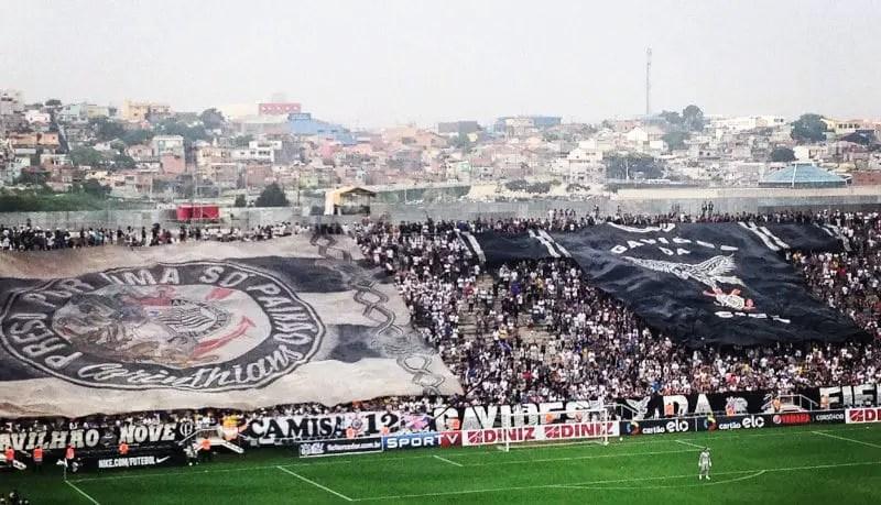 Sao Paulo fans