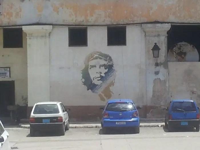 Street art in Cuba