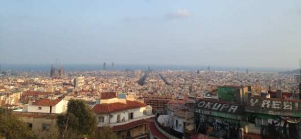 Barcelona on the cheap