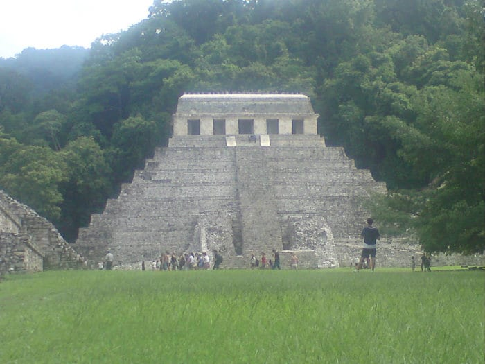 budget travel in Mexico