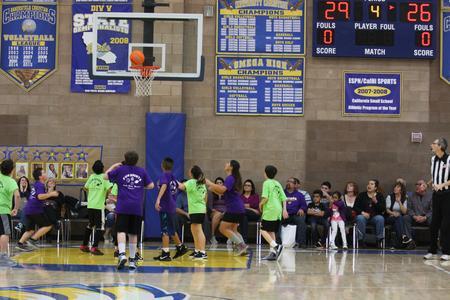 Baketball in Bakersfield Fun Sports