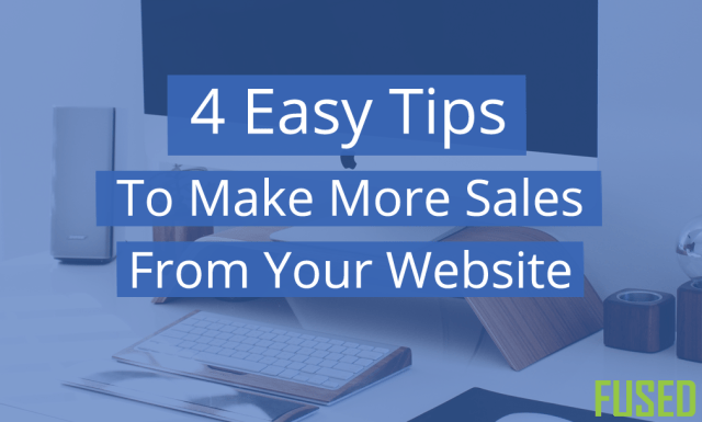 Easy Website Tips To Make More Sales From Website Homepages