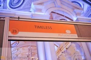Exhibitor signage