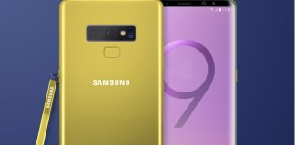 Samsung Galaxy Note 9 Announced , Price in India , specification and features