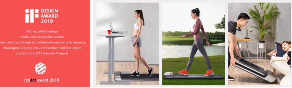 Foldable Treadmill Walking Pad