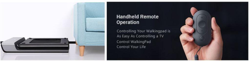WalkingPad Foldable Exercise Device