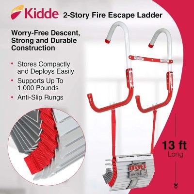 Kidde Fire Escape Ladder