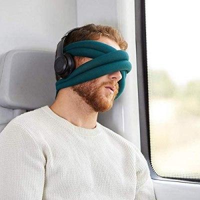 OSTRICH PILLOW LOOP Eye Mask Pillow