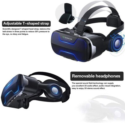 SHINECON VR Headset