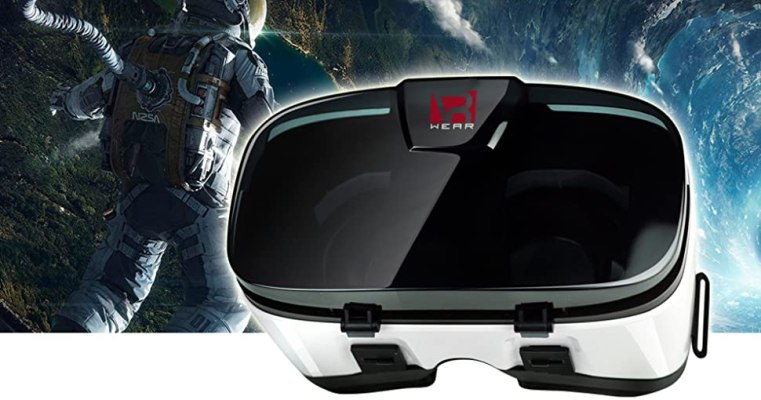 VR Wear Virtual Reality Headset