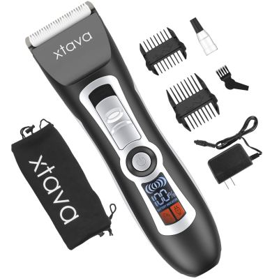 xtava Pro Cordless Hair Clippers and Beard Trimmer