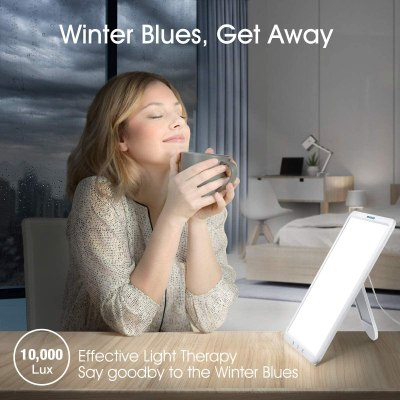 Miroco Light Therapy Lamp