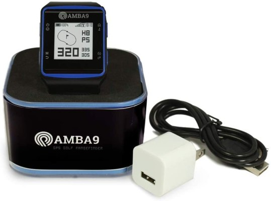 Amba9 GPS Golf Watch