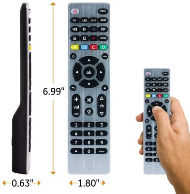 GE Universal Remote Controls