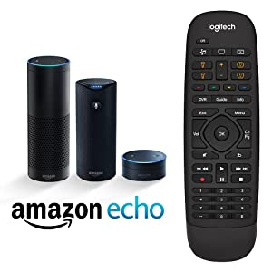Logitech Harmony Companion All in One Remote Control work with alexa 1