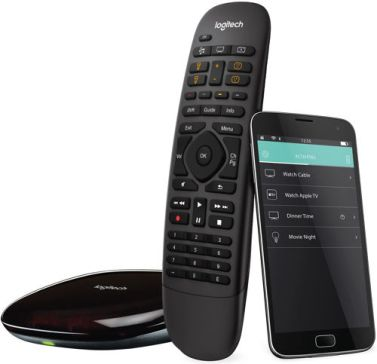 Logitech Harmony Companion All in One Remote Control