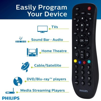Philips Universal Remote Controls