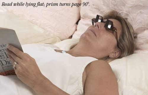 NYKKOLA Healthcare Bed Prism Spectacles Prism Glasses