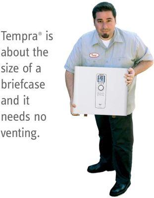 Stiebel Eltron Tankless Water Heater tempra 24 plus