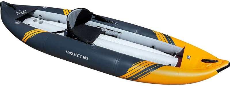 Aquaglide McKenzie 105 Inflatable Best Whitewater Kayaks 1