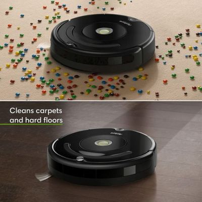 iRobot Roomba 675 Robot Vacuum with Wi Fi Connectivity