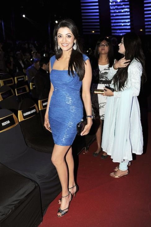 57th Idea Filmfare Awards 2011 functions at the Reliance MediaWorks Studio, Film City, on January 29, 2012.