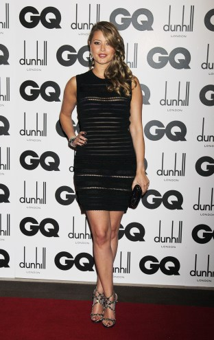 LONDON, ENGLAND - SEPTEMBER 06: Singer Holly Valance attends the GQ Men Of The Year Awards at The Royal Opera House on September 6, 2011 in London, England. (Photo by Chris Jackson/Getty Images)