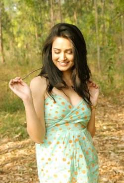 Kriti Kharbanda Latest Hot Navel Show Photos, Kriti Kharbanda Hot Navel Photos in Saree