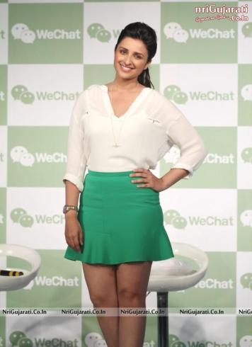 Parineeti_Chopra_Is_Brand_Ambassador_Of_WeChat_Nri_Gujarati_India_Gujarat_News_Photos_4152