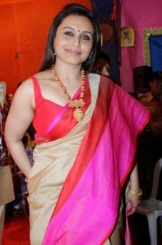 Rani-Mukherjee-Hot-Photos-in-Saree-2