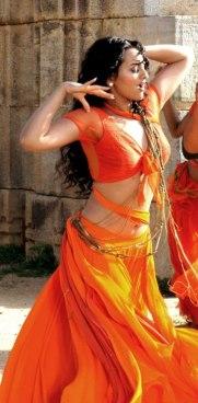 Sonakshi-Sinha-hot-dance-in-saree-rowdy-rathore-movie