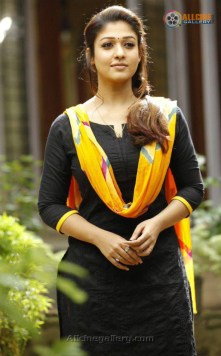 Heroine Nayanthara in Idhu Namma Aalu Movie Latest Pics