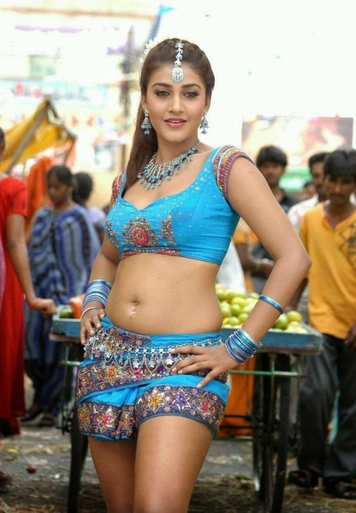 Kausha Hot HD Stills Cleavage Navel Images Wallpapers Pictures Photo Shoot Saree Item Song Gallery Boobs Exposing 17