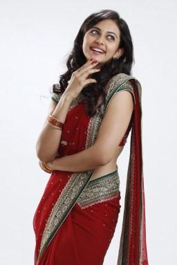 Rakul-Preet-Singh-Latest-Cute-Hot-Transparent-Saree-Navel-Show-Spicy-Photos-Gallery-5