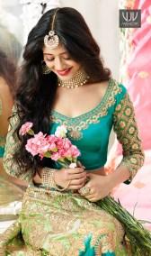 shivangi-joshi-impressive-turquoise-designer-lehenga-choli-7cb