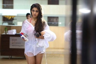Tamil Actress Nayanthara Hot Recent Pictures