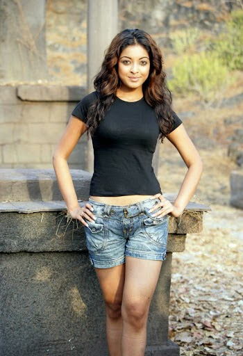 Tanushree Dutta Hot Cute Spicy Images Stills Photoshoot Pictures Wallpapers Gallery Saree Navel Cleavage Boobs Exposing Desi Actress Heroin Telugu Tamil 3