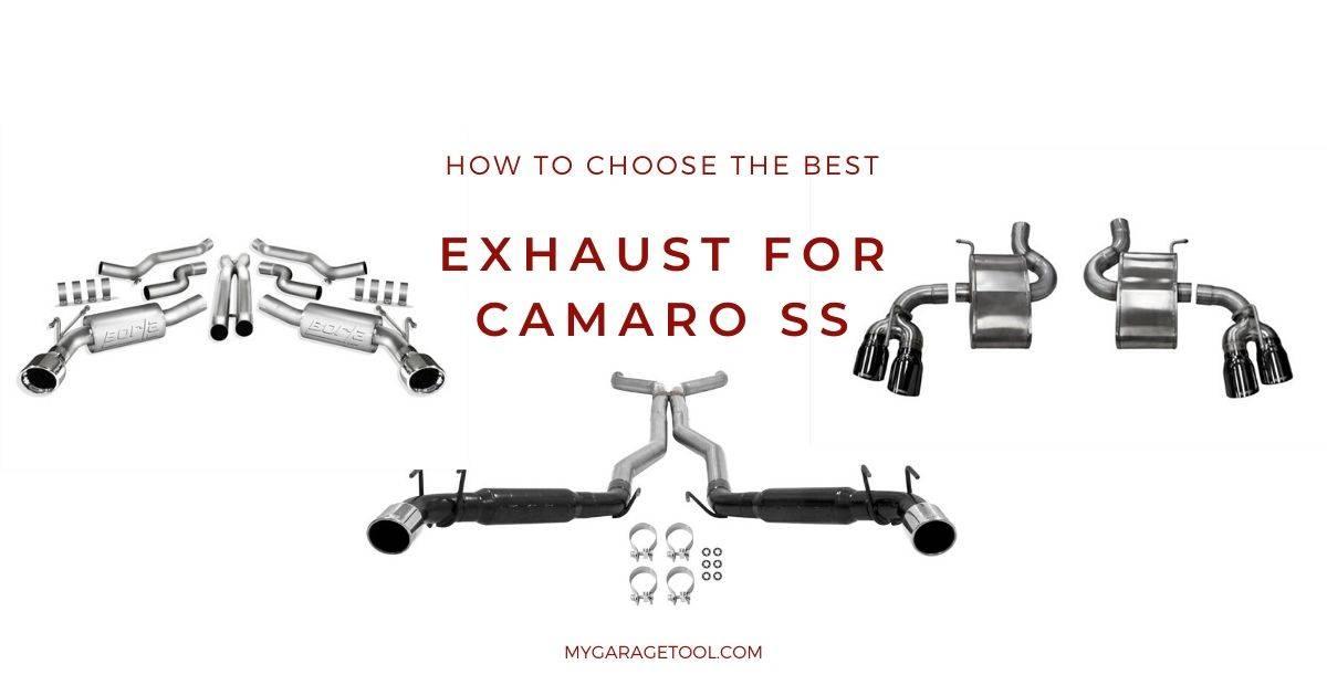 best exhaust for camaro ss updated