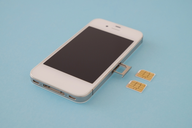 日本の格安SIMを購入