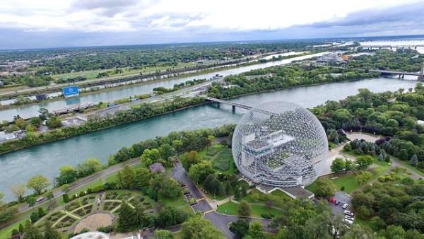 カナダ第2の都市モントリオール