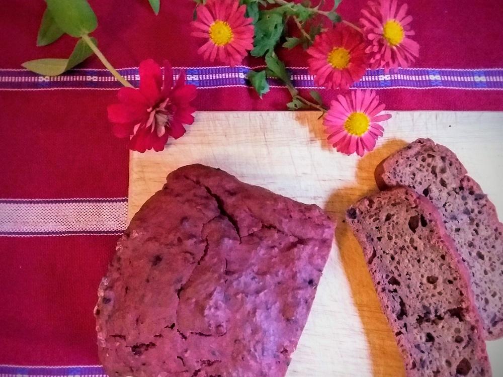 ビーツチョコレートケーキ