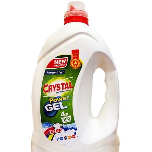 crystal гель для кольорової прання оптом