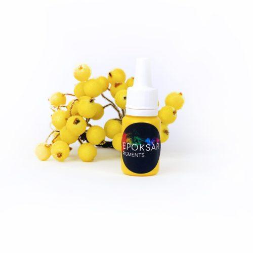 желтый краситель для эпоксидной смолы