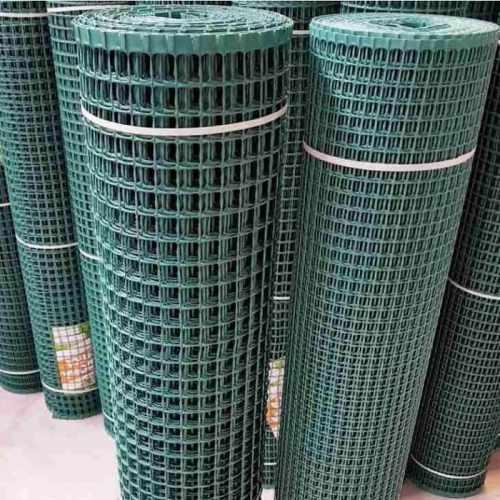 пластикова сітка для забору темно зелена