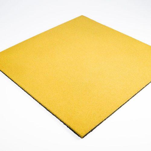 резиновое покрытие желтое